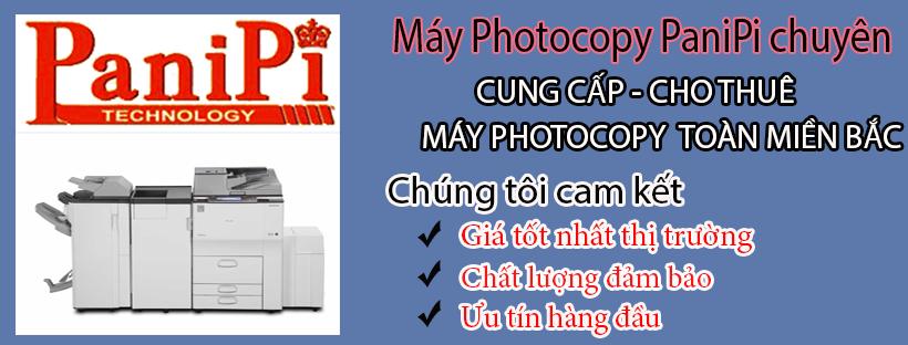 Vì sao nên dùng dịch vụ thuê máy photocopy